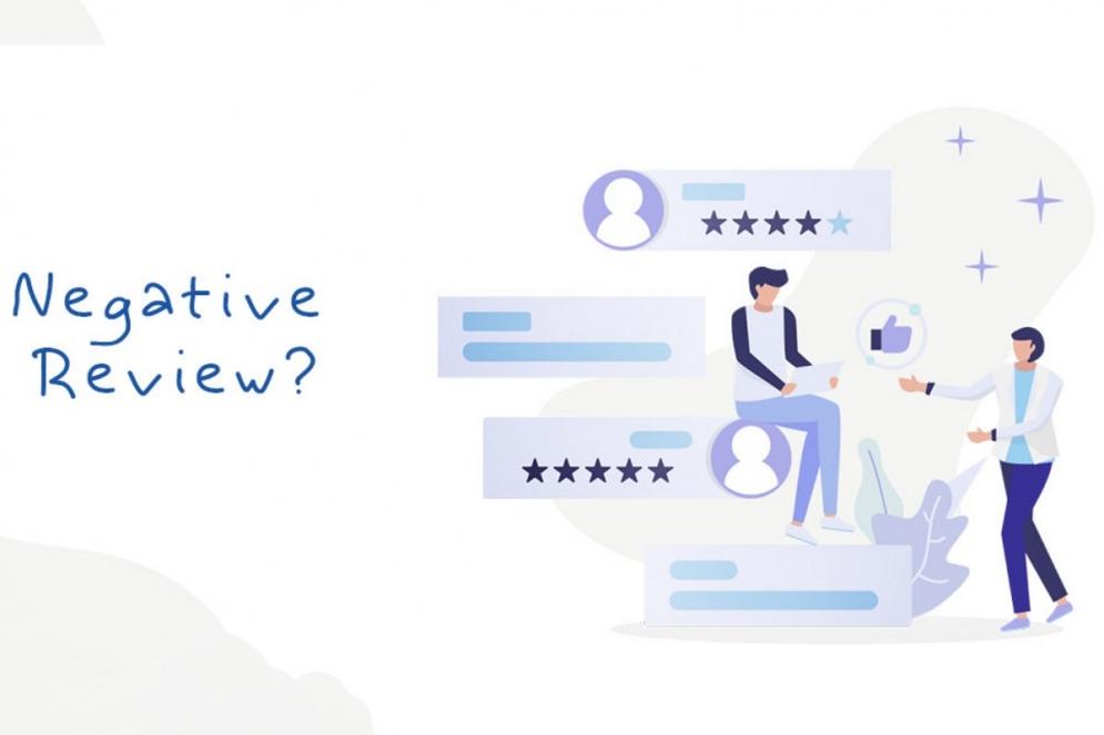Πώς θα διαχειριστείτε ένα αρνητικό review;